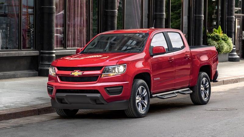 2018 Chevrolet Colorado Burien Wa