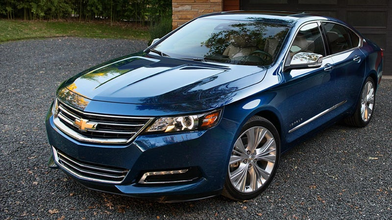 2018 chevrolet impala chevy impala in burien wa burien chevrolet. Black Bedroom Furniture Sets. Home Design Ideas