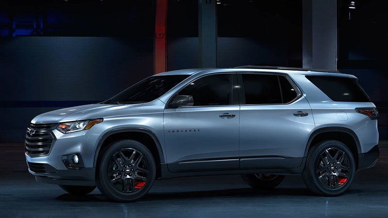 2018 Chevrolet Traverse in Burien, WA | Burien Chevrolet