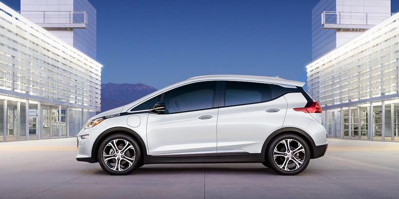 Chevrolet Bolt Ev >> 2019 Chevrolet Bolt Ev Chevrolet Bolt Ev In Burien Wa Burien