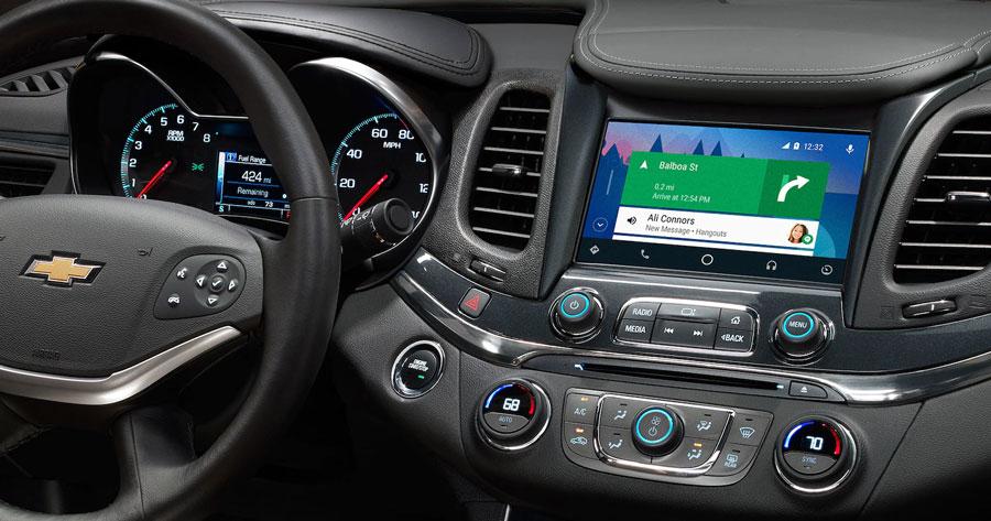 New Chevy Impala >> 4 Reasons Why You Ll Love The 2018 Chevy Impala