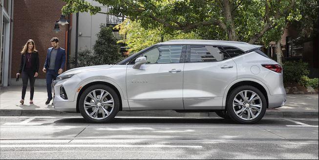 Introducing The 2019 Chevy Blazer Burien Chevrolet Blog