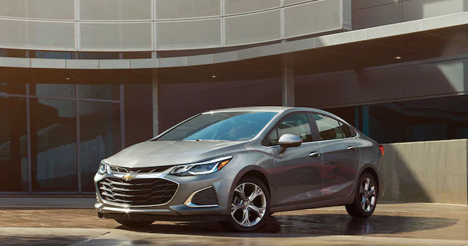 Check Out the Available Trims for the 2019 Cruze - Burien ...
