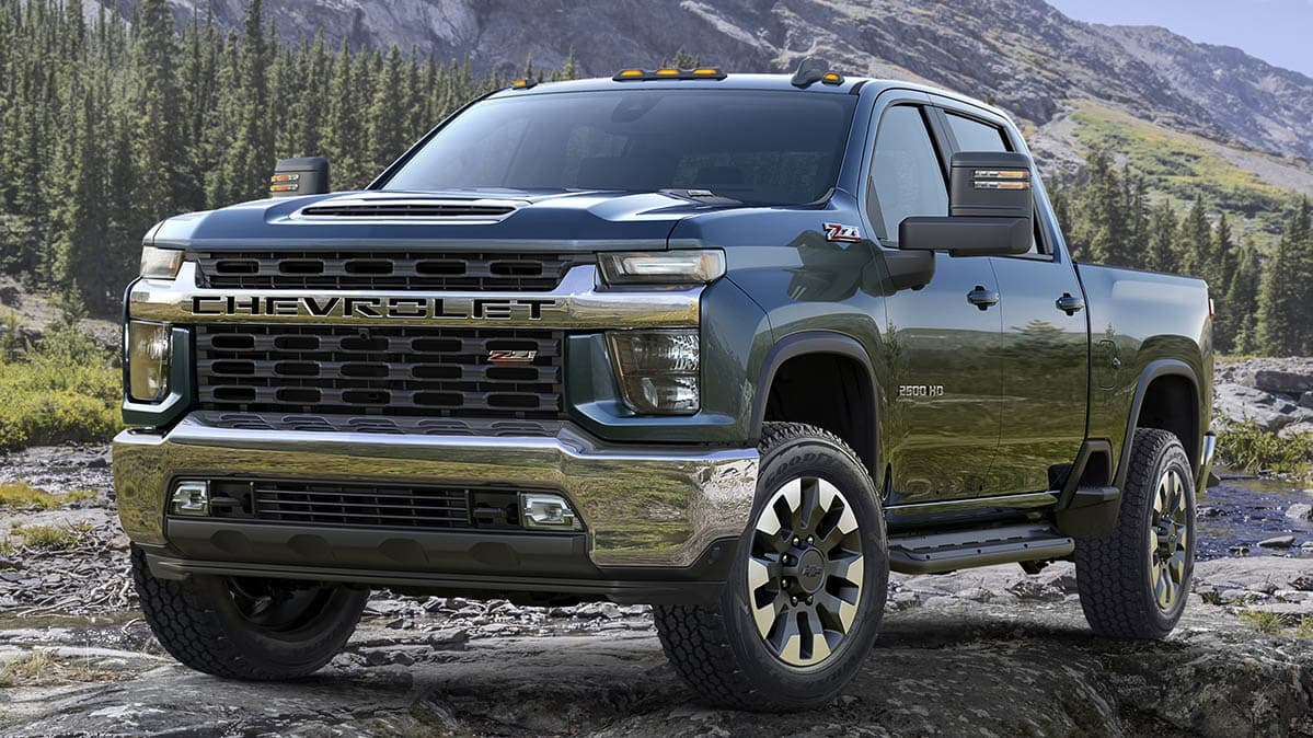 VIDEO: All-New Chevy Silverado Makes Tech Rugged - Burien ...