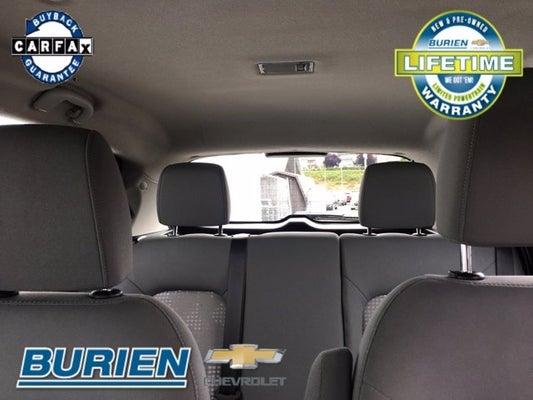2014 Chevy Sonic Coolant Temp Sensor